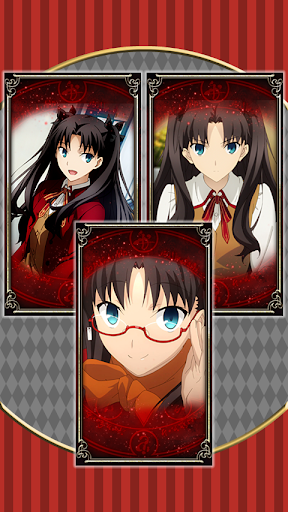 ロック画面 凛 「Fate stay night[UBW]」