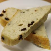 Bannock bread, slice