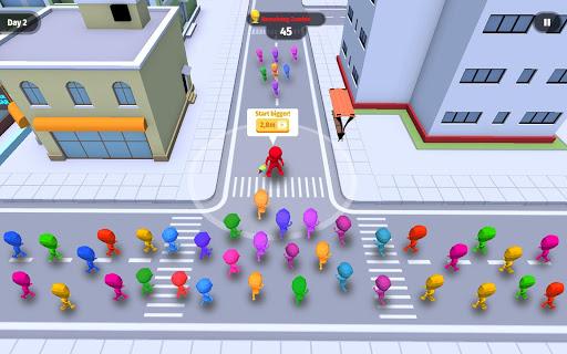 Move.io: Move Stop Move - Stickman Crowd 3D 0.0.47 screenshots 14