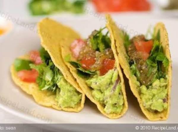 Avocado Tacos Josele Style Recipe