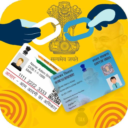 Link aadhar to PAN Card