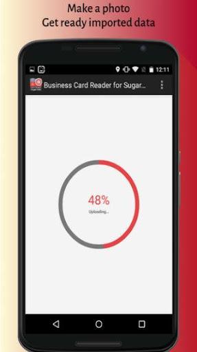 Business Card Reader for Sugar CRM 1.1.124 screenshots 2
