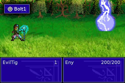 Screenshot 1 Monster RPG 2 2.13.5 APK MOD