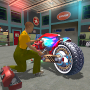 Real Moto Mechanic Workshop