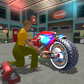 Real Moto Mechanic Workshop