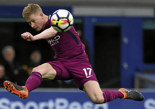 Kevin De de Bruyne. Picture: SUPPLIED