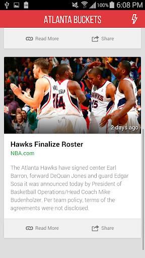 Atlanta Buckets - Basketball