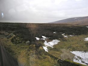 Photo: Boglands along Military Road