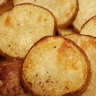 Kristen's Parmesan Roasted Potatoes