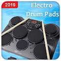 Electro Music Drum Pads: Real Drums Music icon
