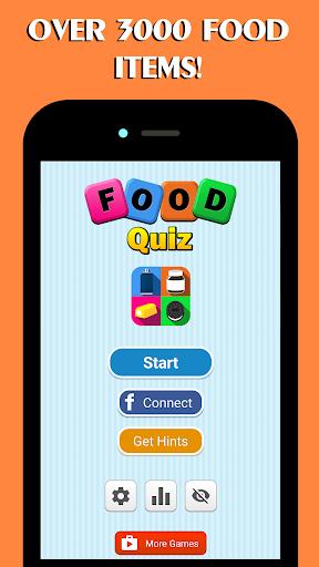 Food Quiz 3.8.6 screenshots 11