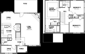 Go to Washington Floorplan page.
