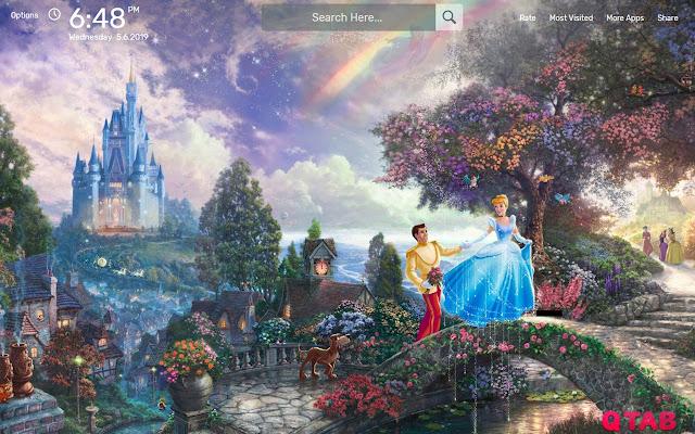 Disney Wallpapers Hd Theme