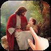 Jesus Water Ripple Live Wallpaper APK