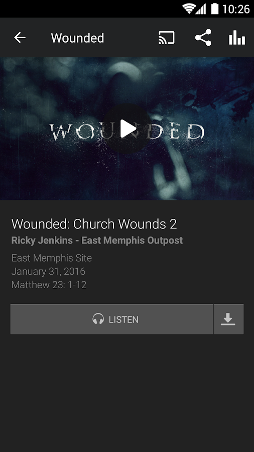 Fellowship Memphis- screenshot