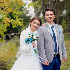 Wedding photographer Nataliya Yakimchuk (natali181). Photo of 05.10.2017