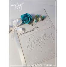 ROX Stamps & Die - Bröllop