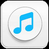 De audio del reproductor de música