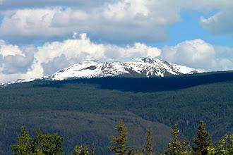 Photo: Wells Gray PP - Aussicht vom Green Mountain