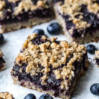 Vegan Blueberry Dessert Recipes.