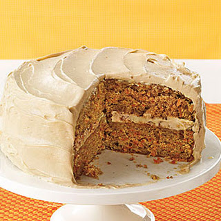 Classic Carrot Layer Cake.