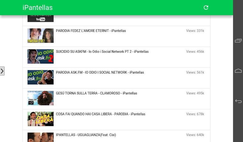 Скриншот iPantellas