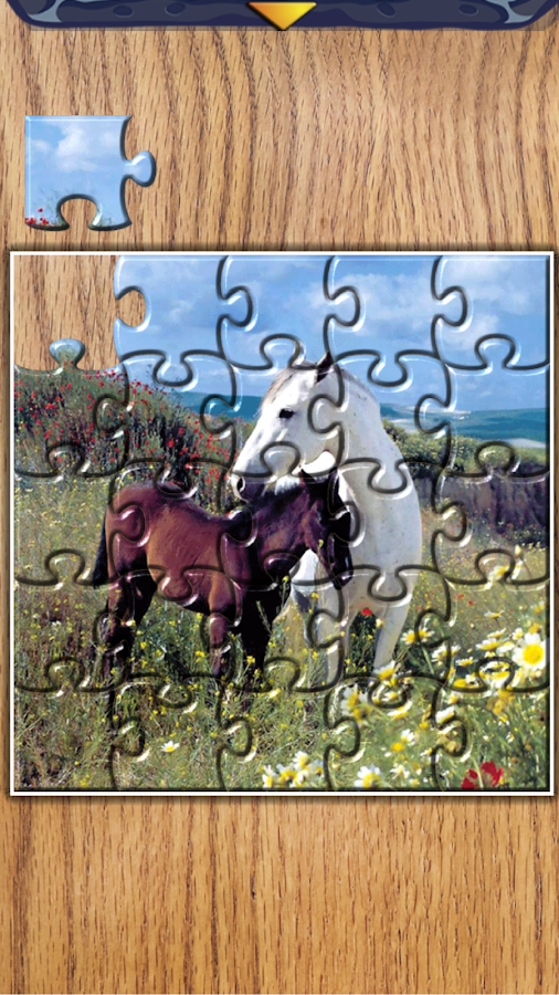 Jigsaw Puzzles- screenshot