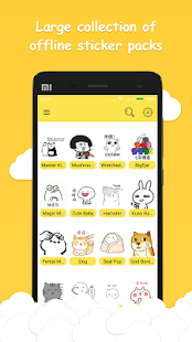 Chat Emoticons- Stickers - náhled