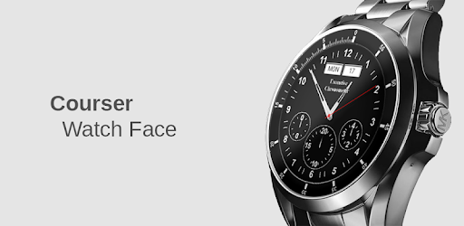 Courser Classic - Wear OS <b>Smartwatch</b>