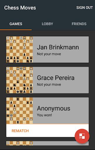 Chess Moves u265f Free chess game 2.7.3 screenshots 2