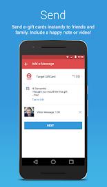 Gyft - Mobile Gift Card Wallet Screenshot 2
