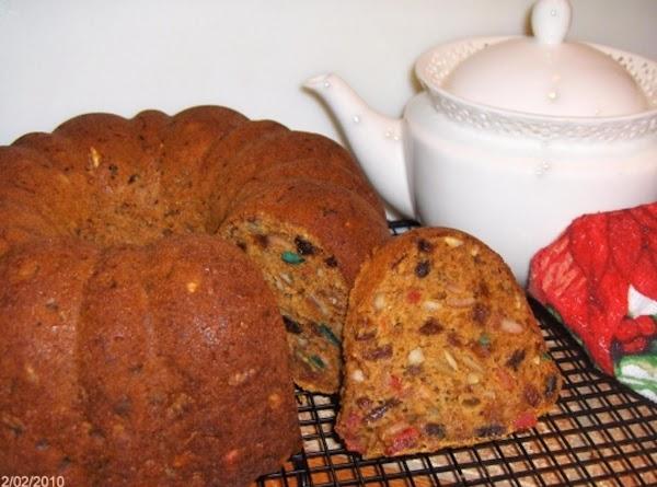 Fruitcake - Ever So Easy! Recipe