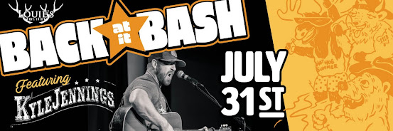 Back At It Bash with Kyle Jennings
