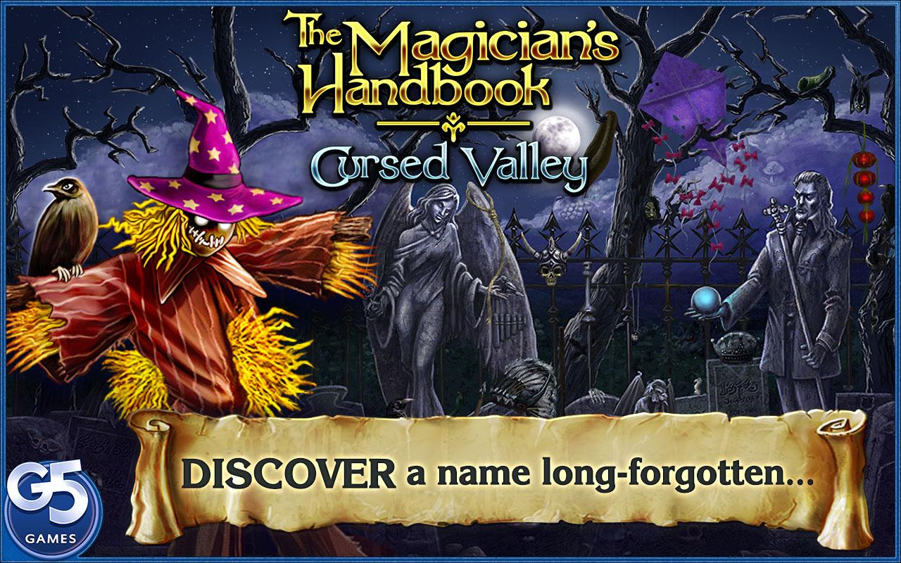 Magician's Handbook- screenshot