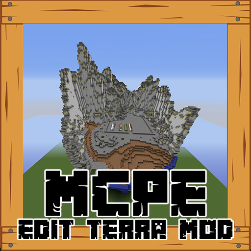 World Edit Terra Mod