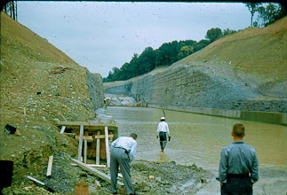 Photo: Retreat Channel August 11th, 1955
