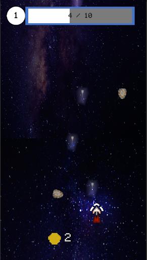 Neon Spaceship  screenshots 1