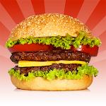 Hamburger Cooking icon