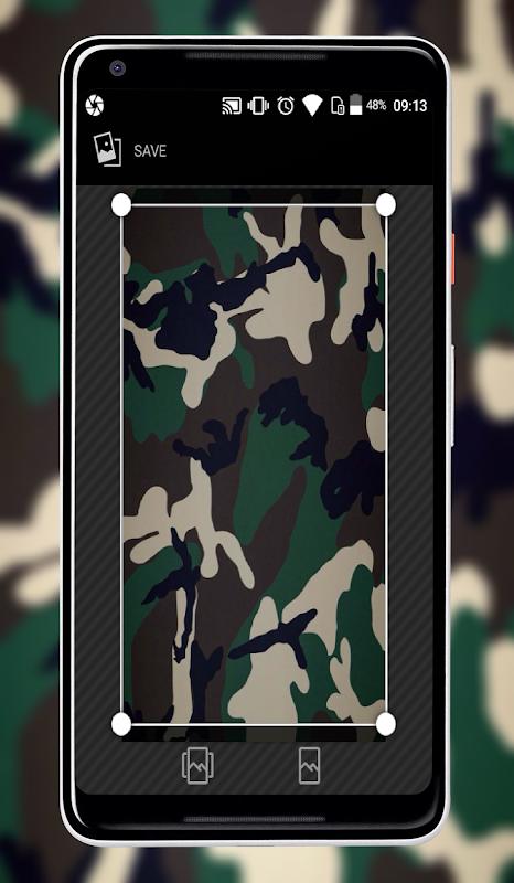 Camouflage Wallpaper screenshots