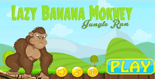 Lazy banana Monkey jungle run