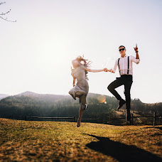 Wedding photographer Natali Vasilchuk (natalyvasilchuc). Photo of 26.03.2018