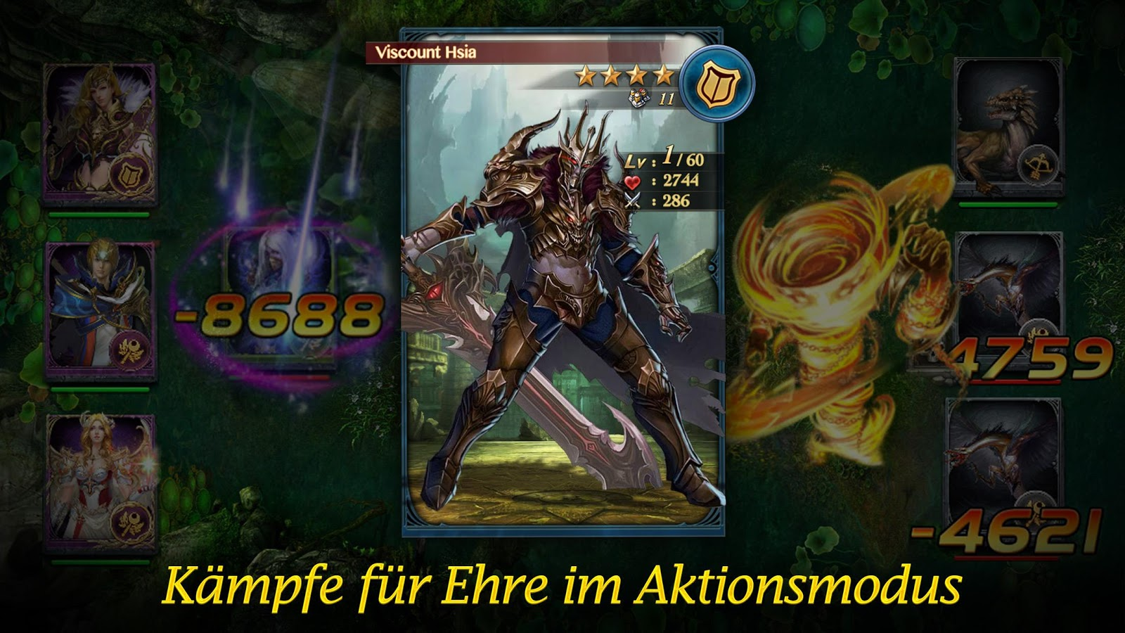 Demon Slayer - Deutsch- screenshot