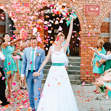 Wedding photographer Artem Balyabin (trebor). Photo of 01.06.2017