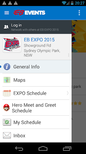 EB Events