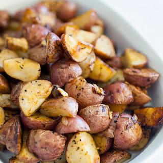 Roasted Bacon Breakfast Potatoes