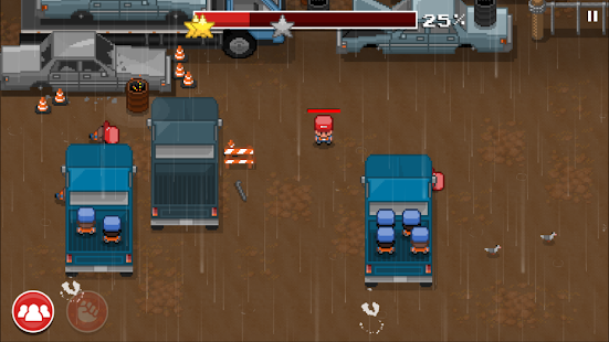 Defend Your Turf: Street Fight- screenshot thumbnail