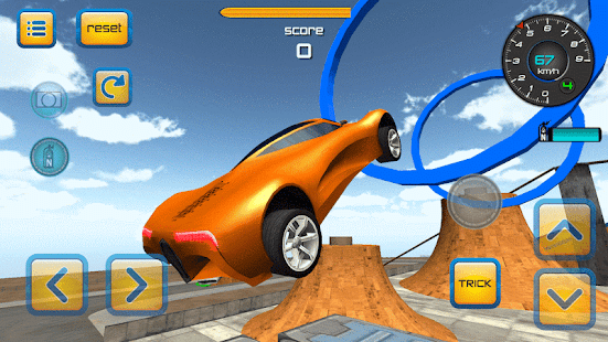 Industrial Area Car Jumping D Android Apps On Google Play - Cool cars jumping