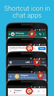 Emojidom: Chat Smileys & Emoji- screenshot thumbnail