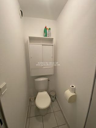 Vente appartement 3 pièces 53,32 m2