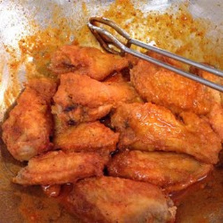 Original Buffalo Wings.